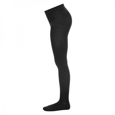 Pex Sunset Cotton Rich Black Tights